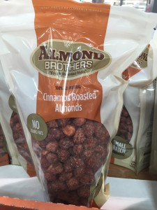 Are cinnamon roasted almonds healthy?