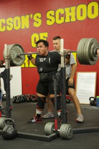 USPA Powerlifting Meets Tucson
