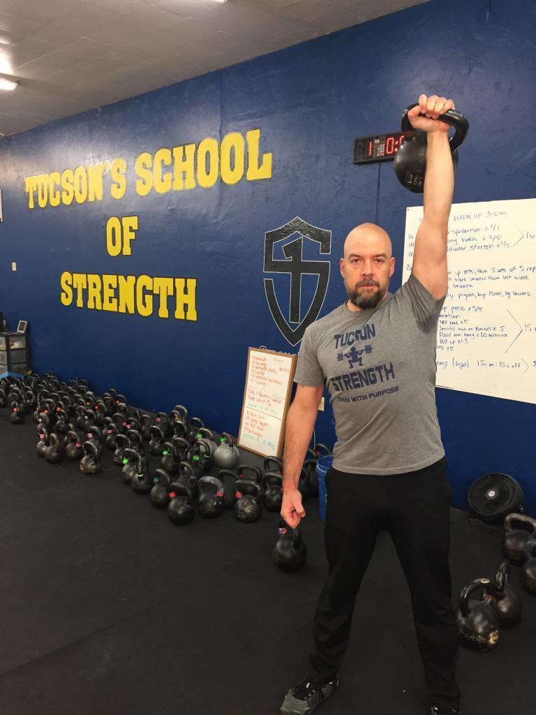 Strength Training Tucson Personal Trainers