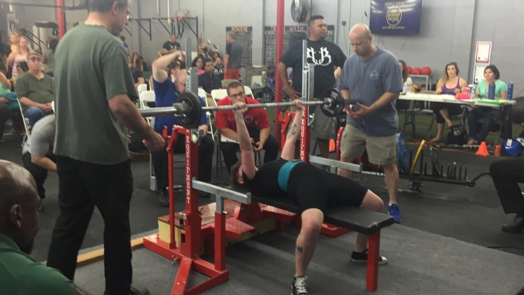Tucson powerlifting