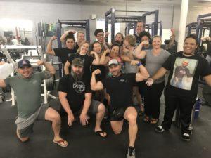Powerlifting Tucson Barbell Club