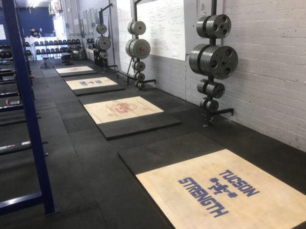 Tucson Barbell Club Powerlifting Crossfit Strength training