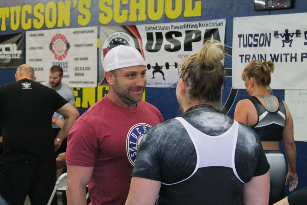 powerlifting gyms in tucson
