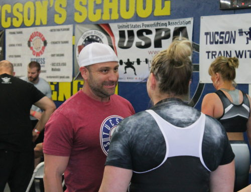 Powerlifting Seminar at Tucson Strength
