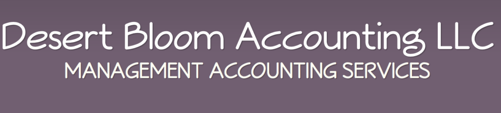 Desert Bloom Accounting Services tucson