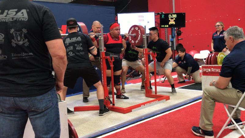 USAPL powerlifting Tucson