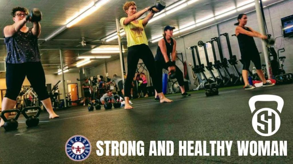 STRONG & HEALTHY WOMAN PROGRAM