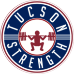 TUCSON STRENGTH: GYM IN TUCSON, PERSONAL TRAINING, POWERLIFTING  & MORE Logo