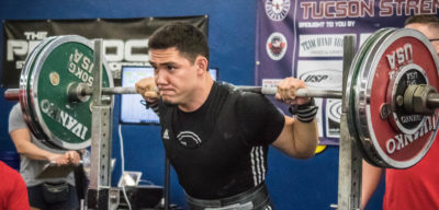 powerlifting Tucson