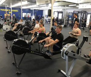 CONCEPT 2 ROWING CLASSES