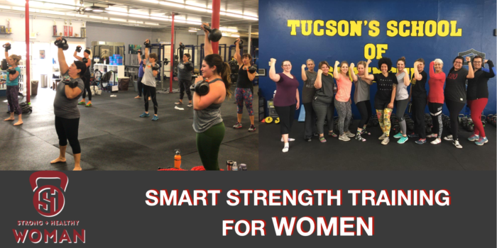Strong & Healthy Woman Program Tucson