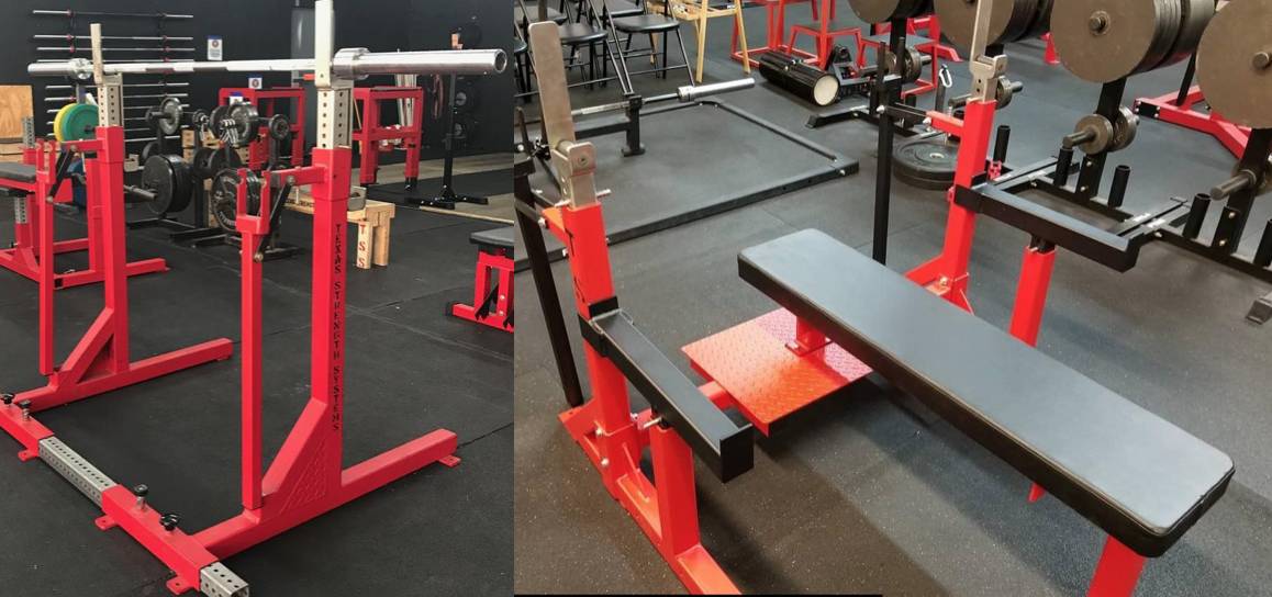 Powerlifting Strength Gyms Tucson
