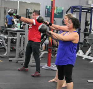 Group Training Classes Kettlebells Training Tucson