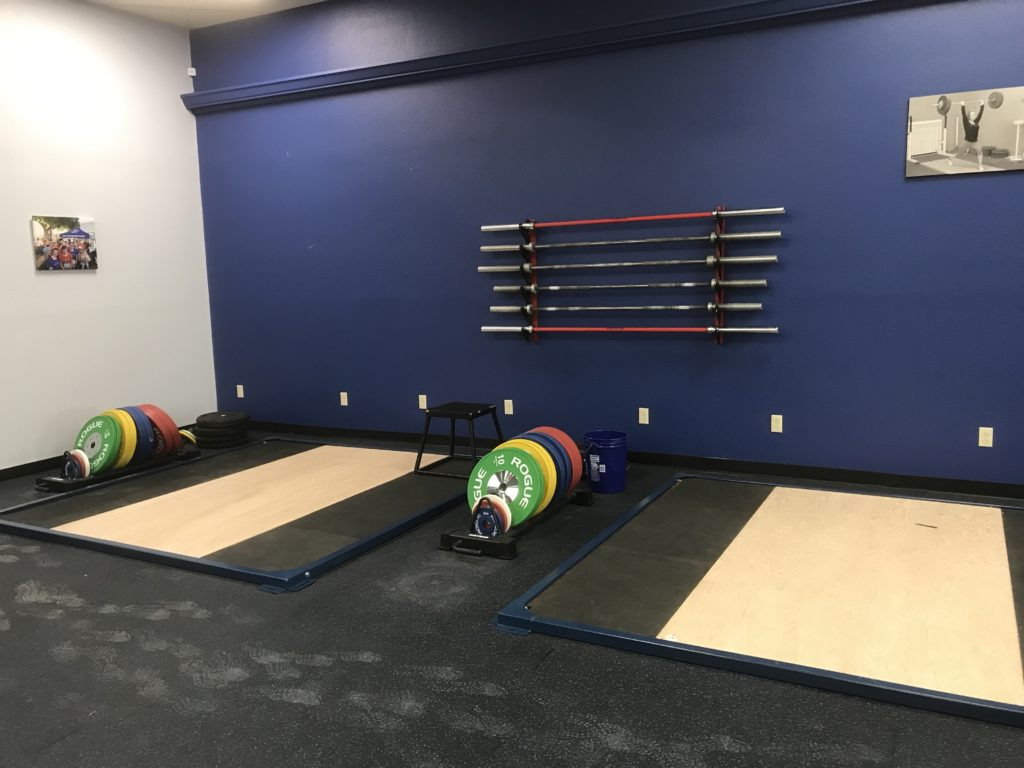olympic Weightlifting Tucson
