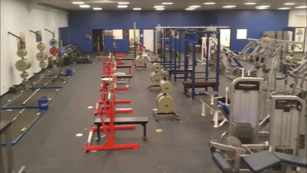 Tucson Gyms