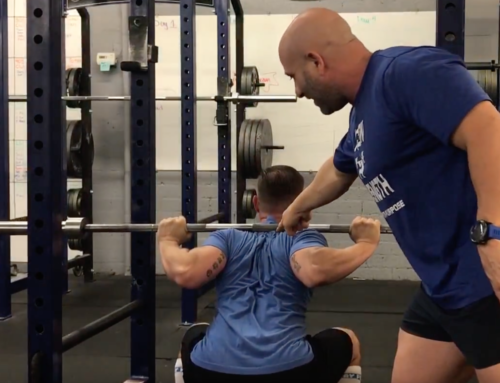 Is a tight Chest Messing Up Your Squat?
