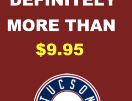 NOT $9.95