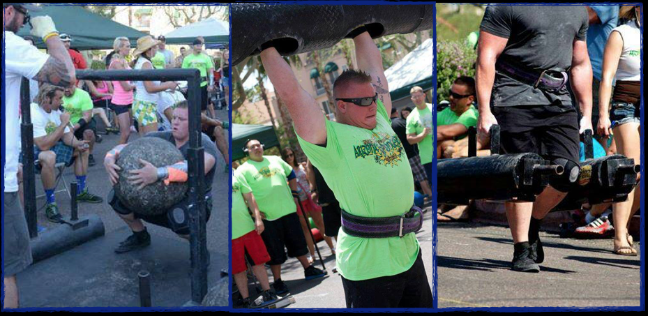 Strongman Training Tucson