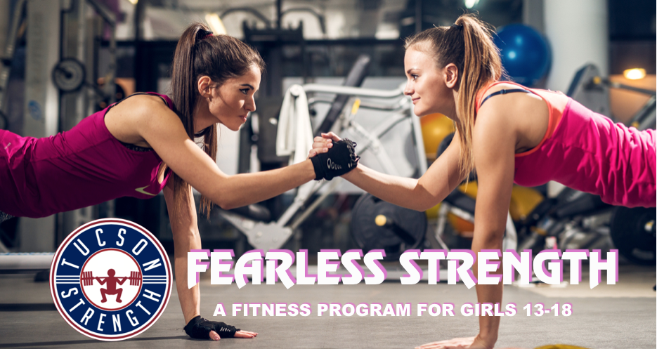 Strength training for girls tucson Fitness