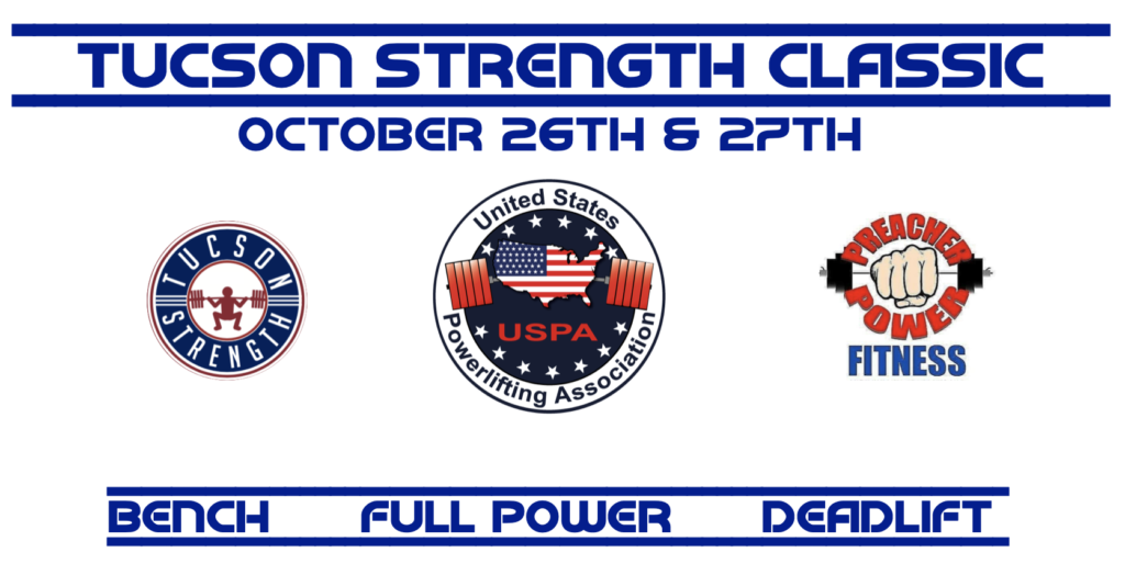 Tucson Powerlifting Strength Training