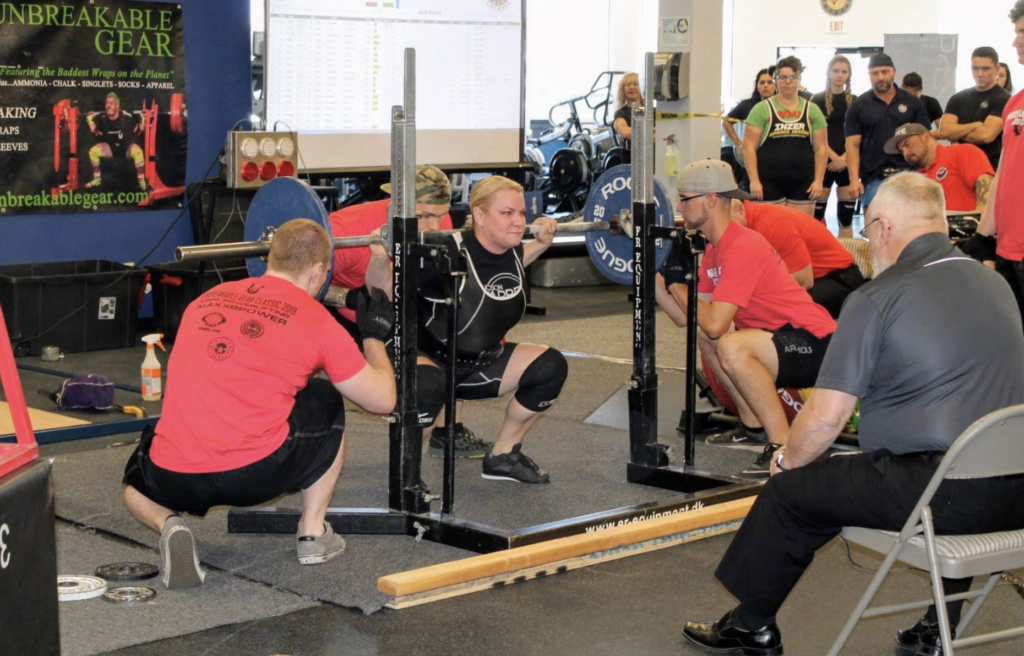 Powerlifting Gyms in Tucson Barbell Club