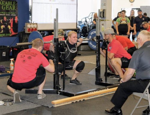 Thinking About Competing In Your First Powerlifting Meet?