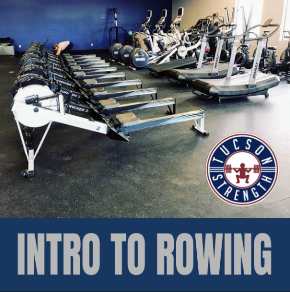 INTRODUCTION TO ROWING