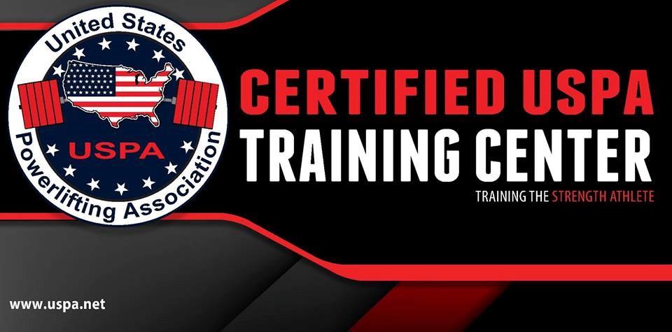 Certified USPA Training Tucson Powerlifting