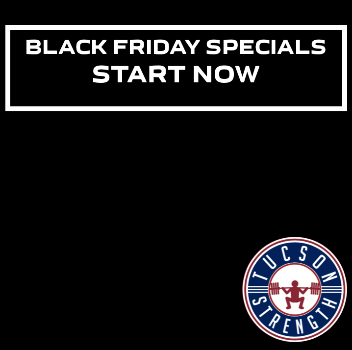 Black Friday Specials Tucson Gyms