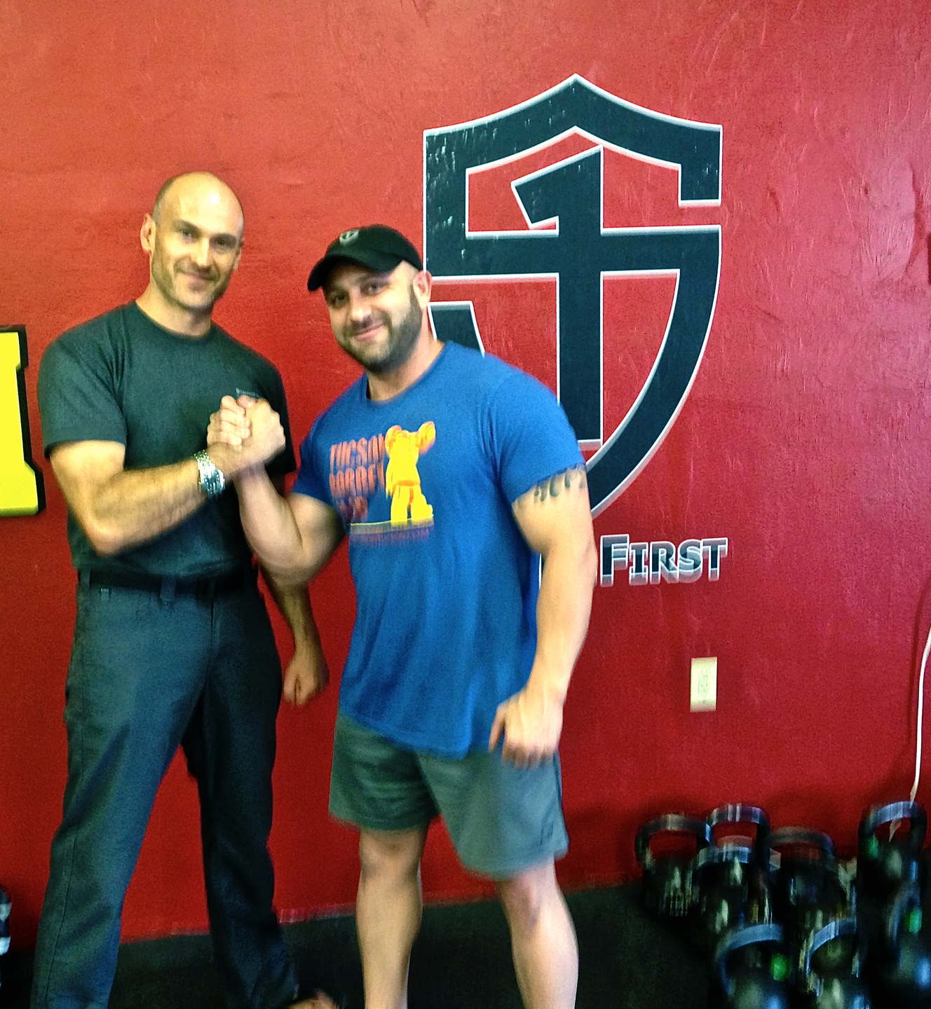 StrongFirst Accredited Gym Tucson Pavel Tsatsouline