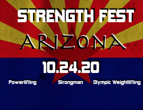 STRENGTH FEST ARIZONA