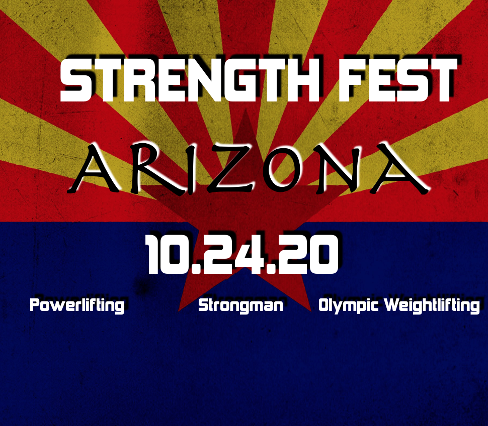 Strongman Tucson Powerlifting