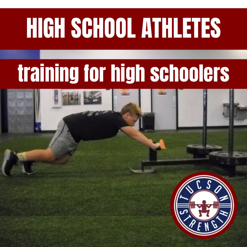 High School Athletes Program: Ages 14-17
