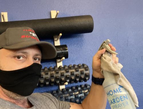Tucson Gym FAQ- COVID