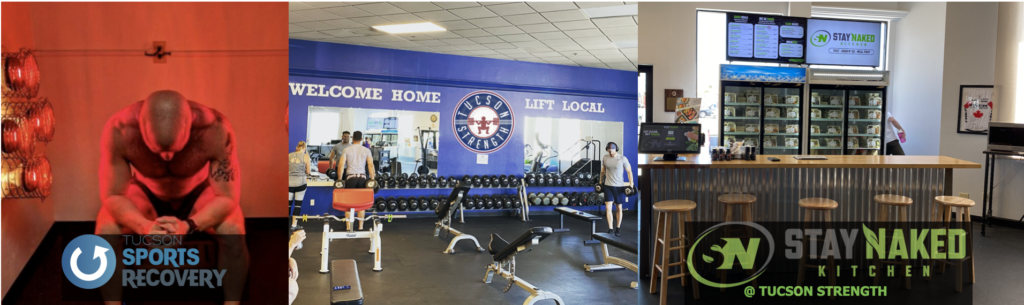 Tucson Fitness Gyms