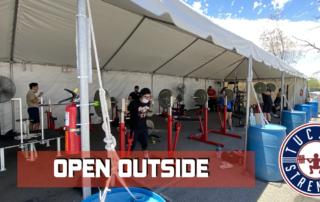 Tucson Gyms Open NOW