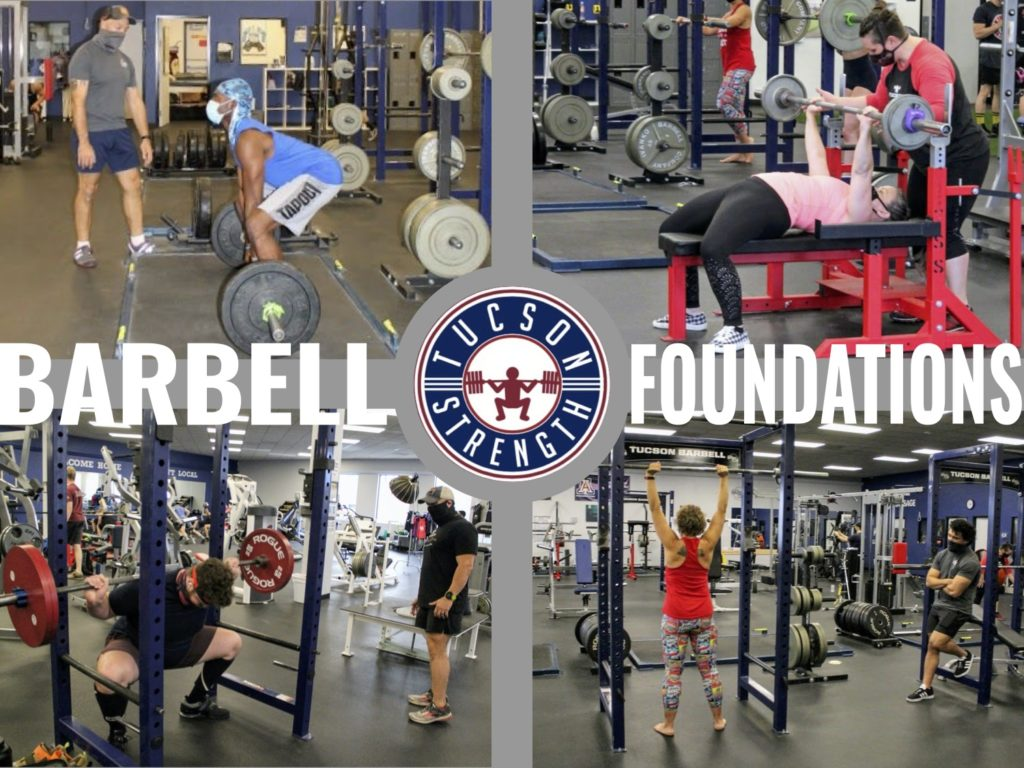 BARBELL FOUNDATIONS