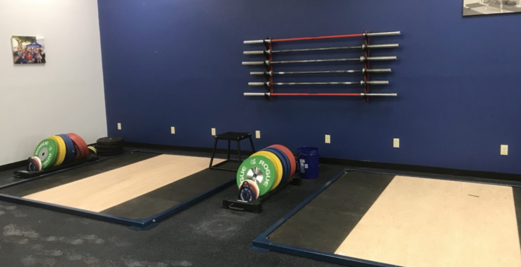Olympic Lifting Tucson Gyms