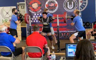 powerlifting training tucson gym