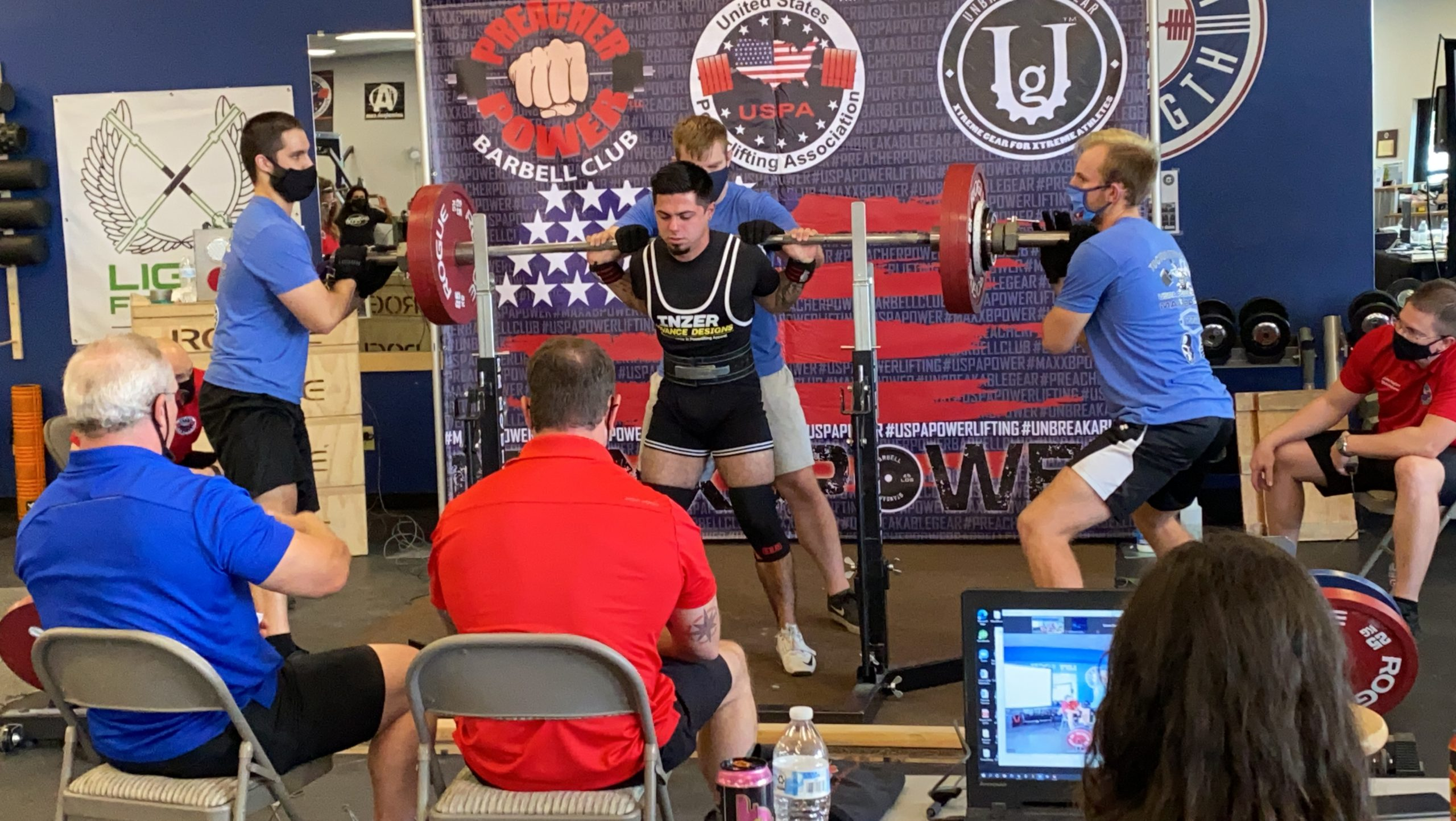 powerlifting training tucson gym