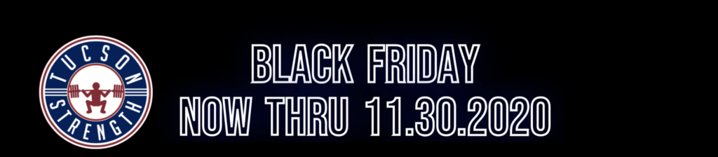 Black Friday Gym specials in Tucson