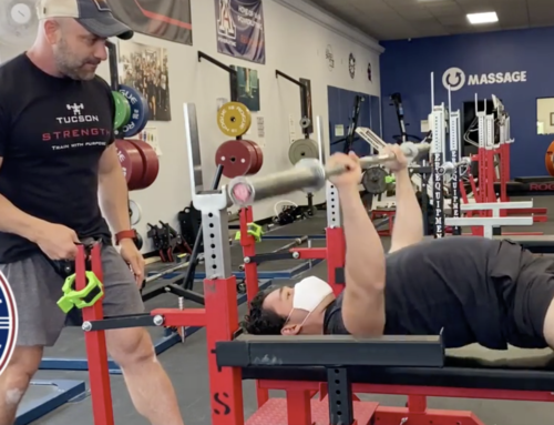 The Bench Press: Gym PR vs Competition Bench