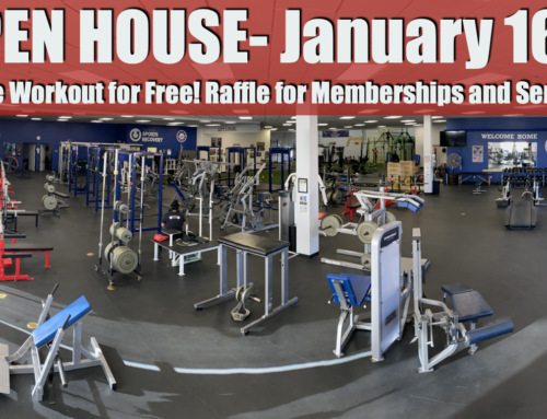 OPEN HOUSE JANUARY 16th, 2021