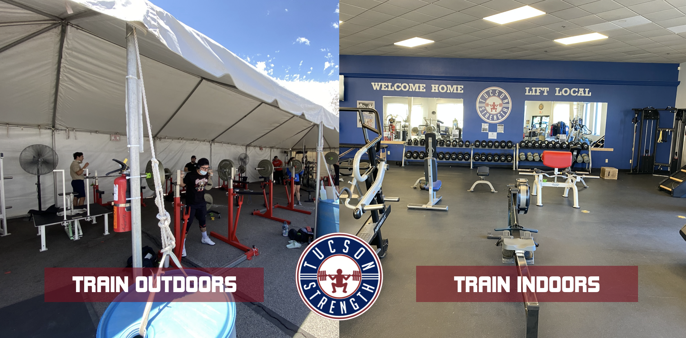 Outdoor Gyms in Tucson