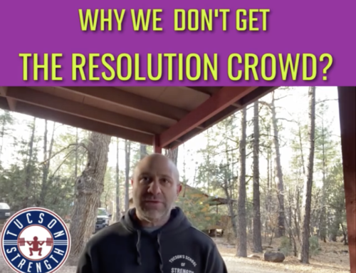 Why We Don't Get the Resolution Crowds