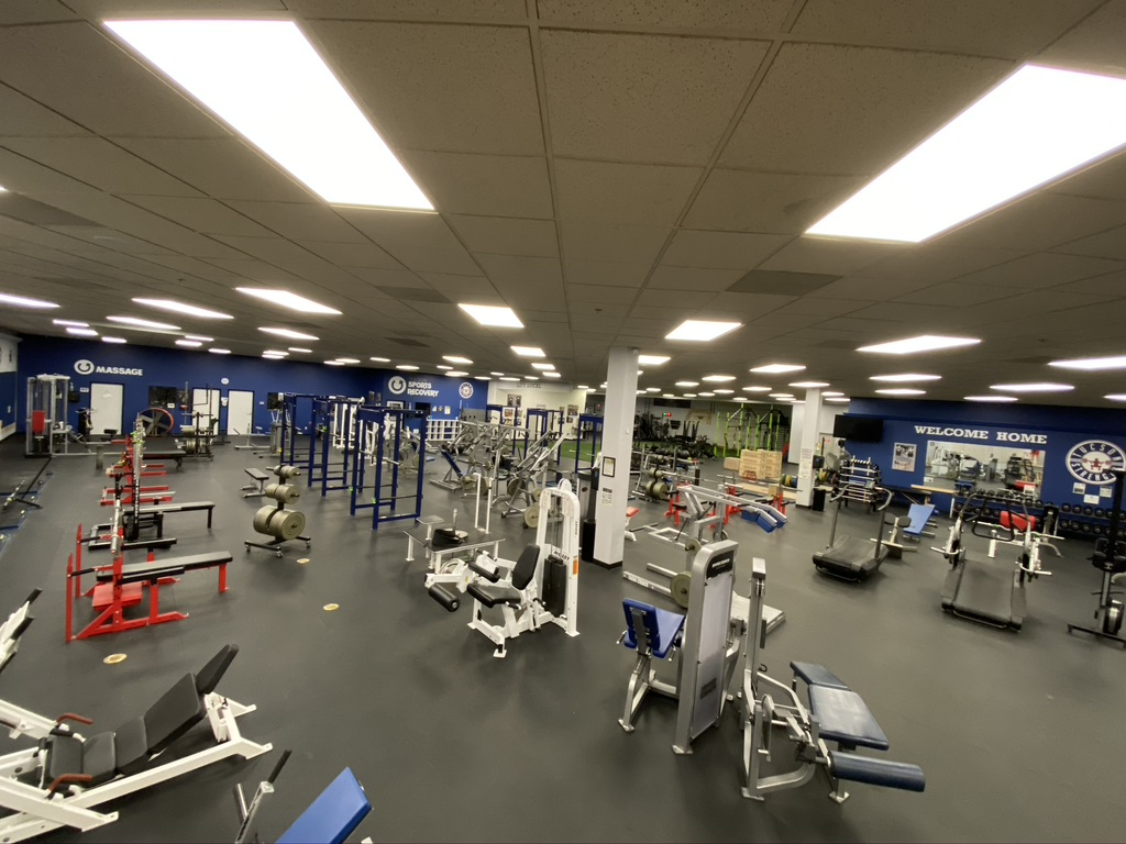 Tucson's Best Gym for Strength
