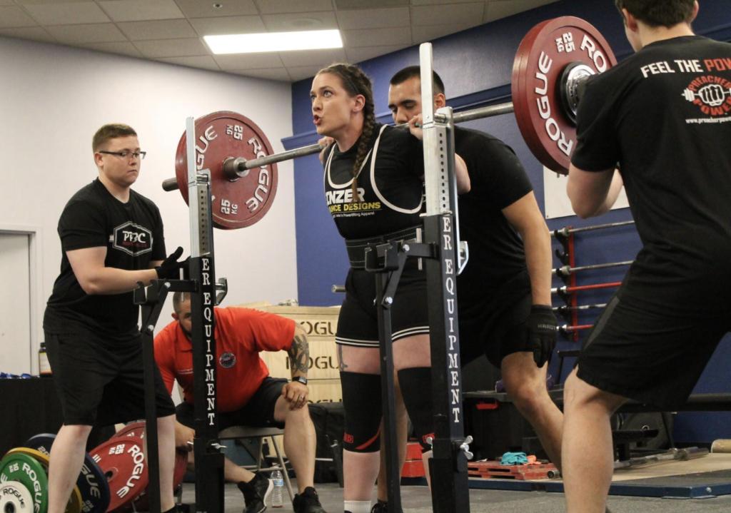 Women strength training tucson