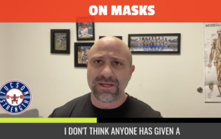 masks in gym tucson