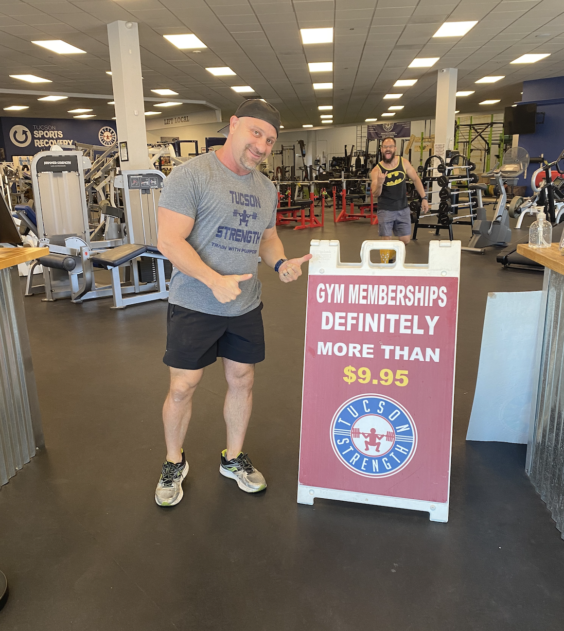 gyms in tucson