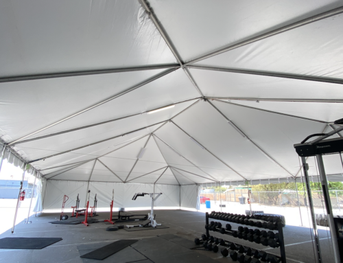 SNEAK PEAK AT THE OUTDOOR FACILITY